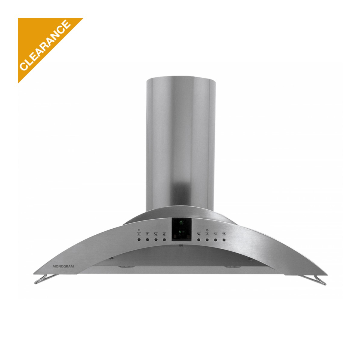 "GE Monogram 36"" Wall-Mounted Vent Hood"