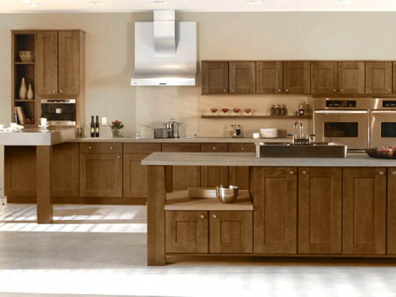 Mid Continent Cabinets with GE Profile Appliance Package